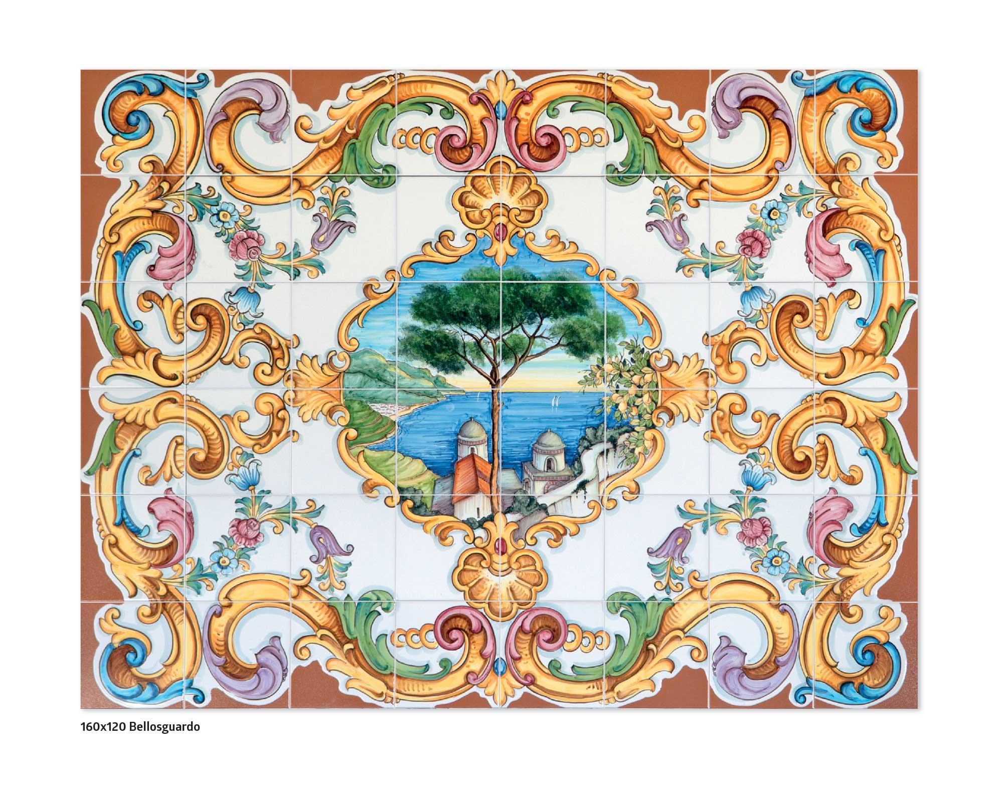 pannelli artistici - rosoni