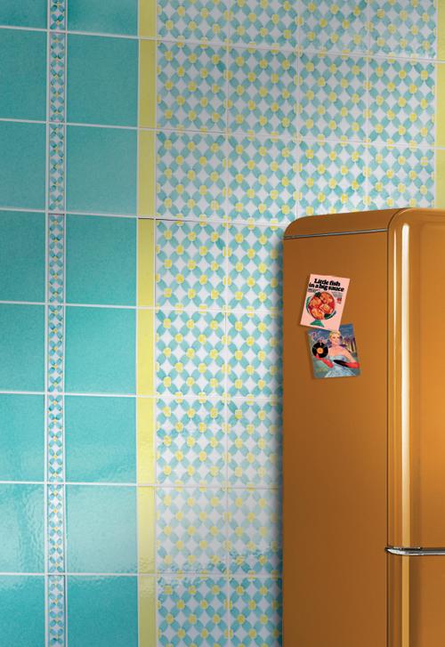 trasparenze marine - 20x20 - decorati - cucina