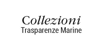 collezioni - trasparenze marine - titolo