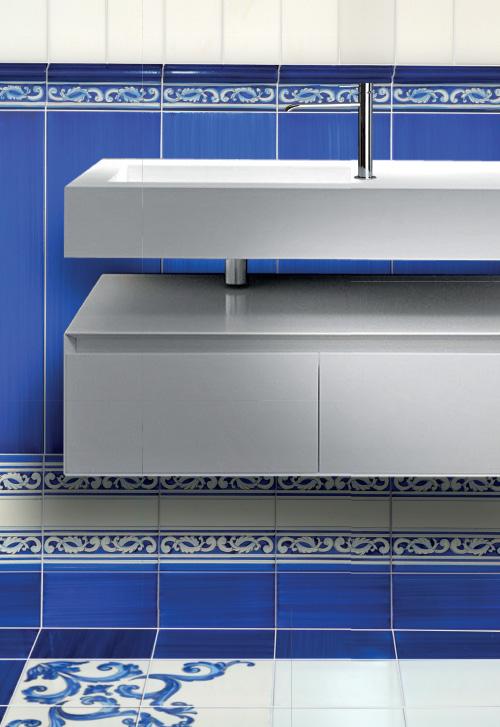 fregi - classico vietri - 8x20